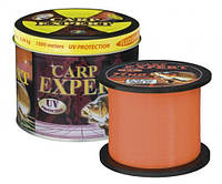 Леска Energofish Carp Expert UV Fluo Orange 1000 м