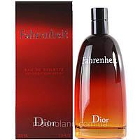 Мужская туалетная вода Christian Dior Fahrenheit 200 ml (Кристиан Диор Фаренгейт) Реплика