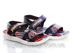 Детская коллекция летней обуви 2018. Детские босоножки бренда BBT для мальчиков (рр. с 24 по 29)