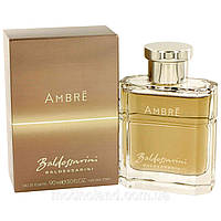 Мужская парфюмированная вода Baldessarini Ambre 90 ml (Балдессарини Амбре)