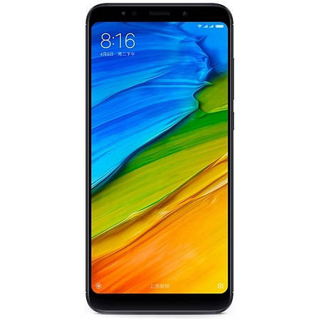Смартфон Xiaomi Redmi 5 Plus 4/64 Black, фото 2