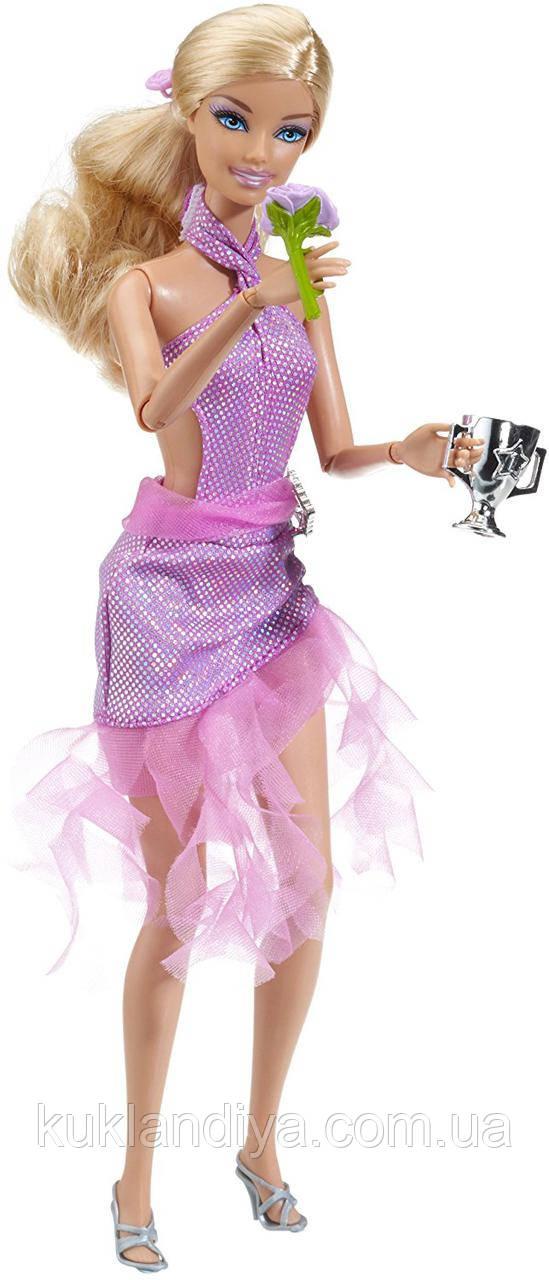 Кукла Барби бальные танцы