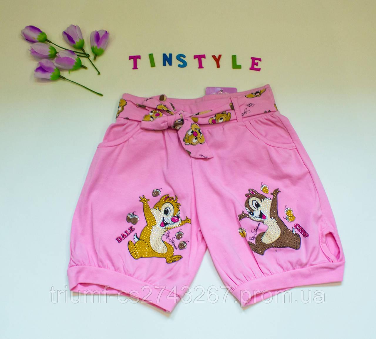 34054e6b27f2 Трикотажные шортики для девочки 6-7 лет - Интернет -магазин