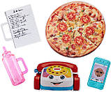 Кукла Барби cкиппер няня набор пицца / Barbie Skipper Babysitting Doll Playset Pizza, фото 2