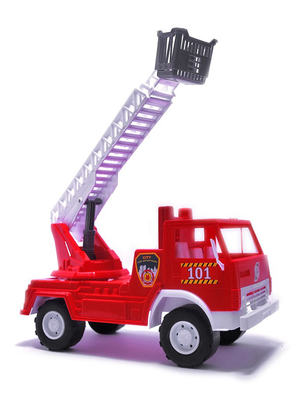 Дитяча іграшка Автомобіль ПОЖЕЖНИЙ Х2 ОРІОН 027