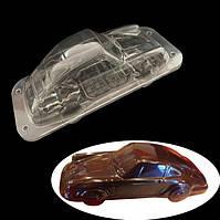 Поликарбонатная форма для шоколада Машина 255х105х70мм
