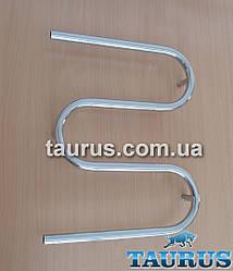 Водяной  полотенцесушитель Змейка - Стандарт (3 колена, 550 х 750 мм).