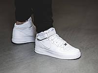 Мужские кроссовки Nike Air Force 1 Mid