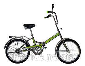 Складной велосипед Салют 20  2009, фото 3