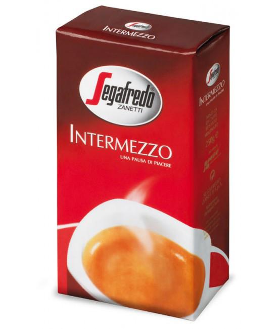 Кофе молотый SAGAFREDO INTERMEZZO 250г