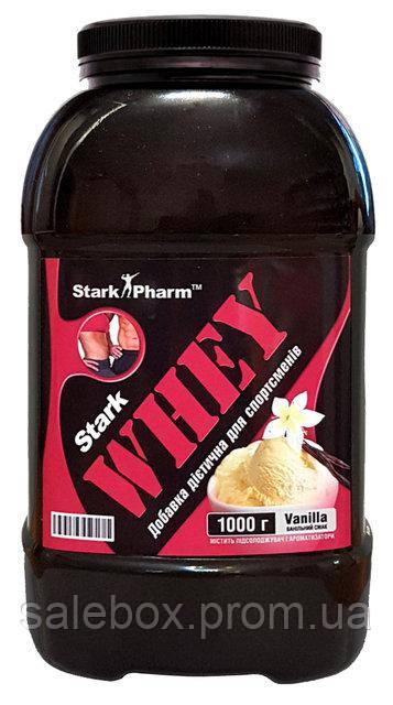 Сывороточный протеин Stark Pharm 65% - Whey Protein (1000 г) vanilla/ваниль