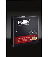Кофе молотый Pellini Espresso superiore Tradizionale№42 250гр