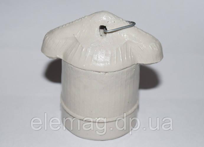 Патрон керамический подвес Е27 (монашка)