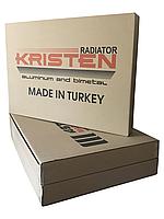 Алюминиевые радиаторы Kristen Турция 500x76 (Батареи Кристен)