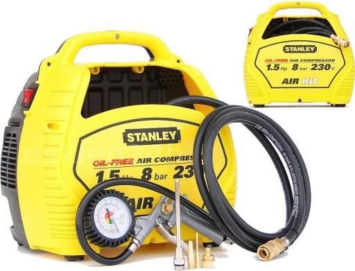 Компрессор воздушный безмасляный Stanley AIR KIT