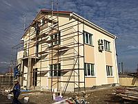 Утепление фасадов пенопластом или минеральной ватой под ключ. Гарантия от 3 до 7 лет