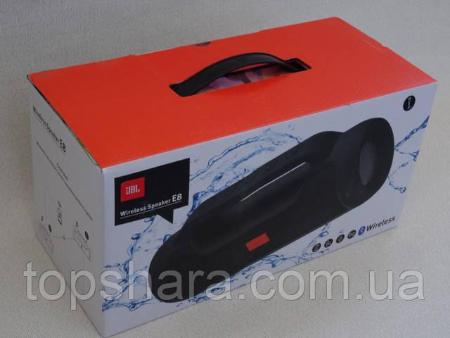 Бездротова колонка JBL E-8 Bluetooth, мобільна акустика