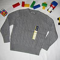Вязаный свитер Cherokee оригинал рост 104 см серый 07018, фото 1