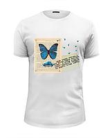 Футболка Эффект бабочки  The Butterfly Effect