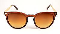 Круглые солнцезащитные очки (6139 С2)