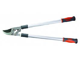 Сучкорез с прямым резом, 550 мм, 2-рычажный мех., SK-5 лезвие, нейлоновые Sturm 3015-22-550