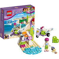 Lego 41306 Friends Пляжный скутер Мии.