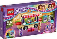 Lego 41129 Friends Парк развлечений Фургон с хот-догами