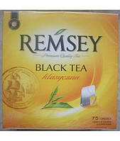 Чай чорный REMSEY klasychna 75шт