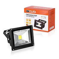 Светодиодный прожектор 10Вт (50 Вт) дневной WFL-10W/B