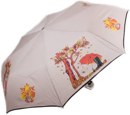Женский механический компактный зонт  AIRTON (АЭРТОН) Z3512-9