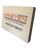 Радиатор биметаллический Kristen Турция 500х80 (Батареи Кристен)