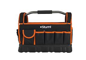 Сумка для инструмента Sturm TB0040, резиновое дно, 400х200х320мм