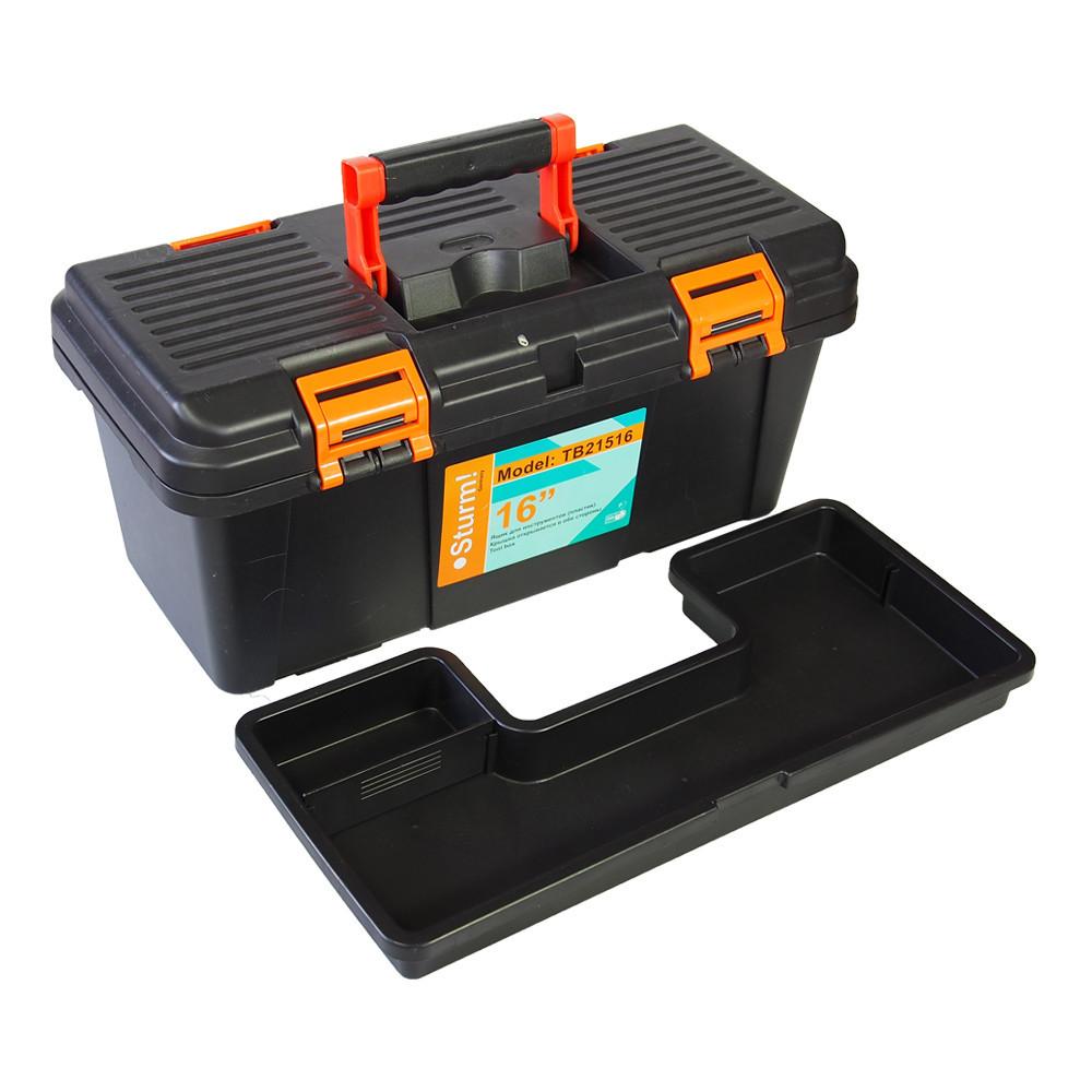 Ящик для инструментов Sturm TB21516, 405х205х185 мм