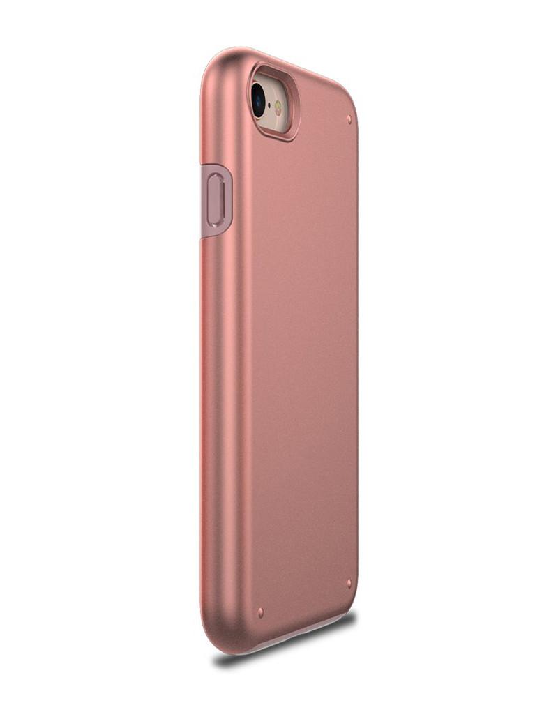 Чехол Patchworks Chroma для iPhone 8 / 7, розовое золото
