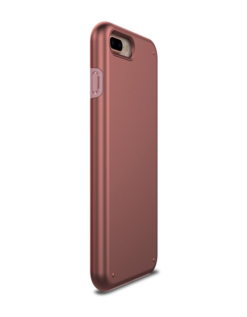 Чехол Patchworks Chroma для iPhone 8 Plus / 7 Plus, розовое золото
