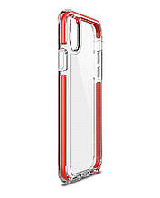 Чехол Patchworks Lumina EX для iPhone X, красный
