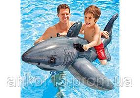 Надувний пліт Акула , Intex 57525
