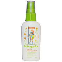 BabyGanics, Натуральный репеллент насекомых, жидкость