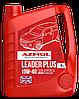 Полусинтетическое моторное масло Azmol Leader Plus 10w40 4L