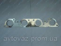 Прокладка коллектора выпускного 1.6L 16 кл. металлическая ВАЗ 2112, ВАЗ 1117, ВАЗ 1119, ВАЗ 2170 Приора ФРИТЕКС