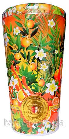Чай черный и зеленый  цейлонский Ваза Солнечный фрукт Chelton,ж\б, 100 гр, фото 2