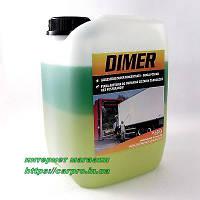 Активная автомобильная пена DIMER Atas Высококонцентрированное щелочное моющее средство 5кг.