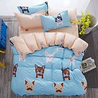 Комплект постельного белья Bulldog (полуторный) Berni