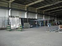 Завод по производству стеклопакетов Lisec