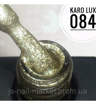 Гель лак KARO LUX 084