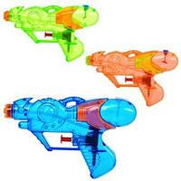 Пистолет водный игрушечный детский