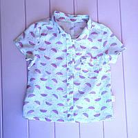 Блузочка с арбузиками для девочки, фото 1