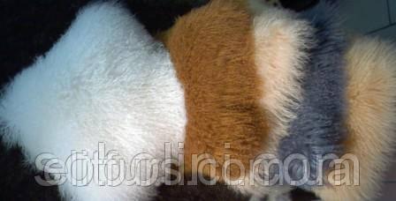 Подушки из натурального меха