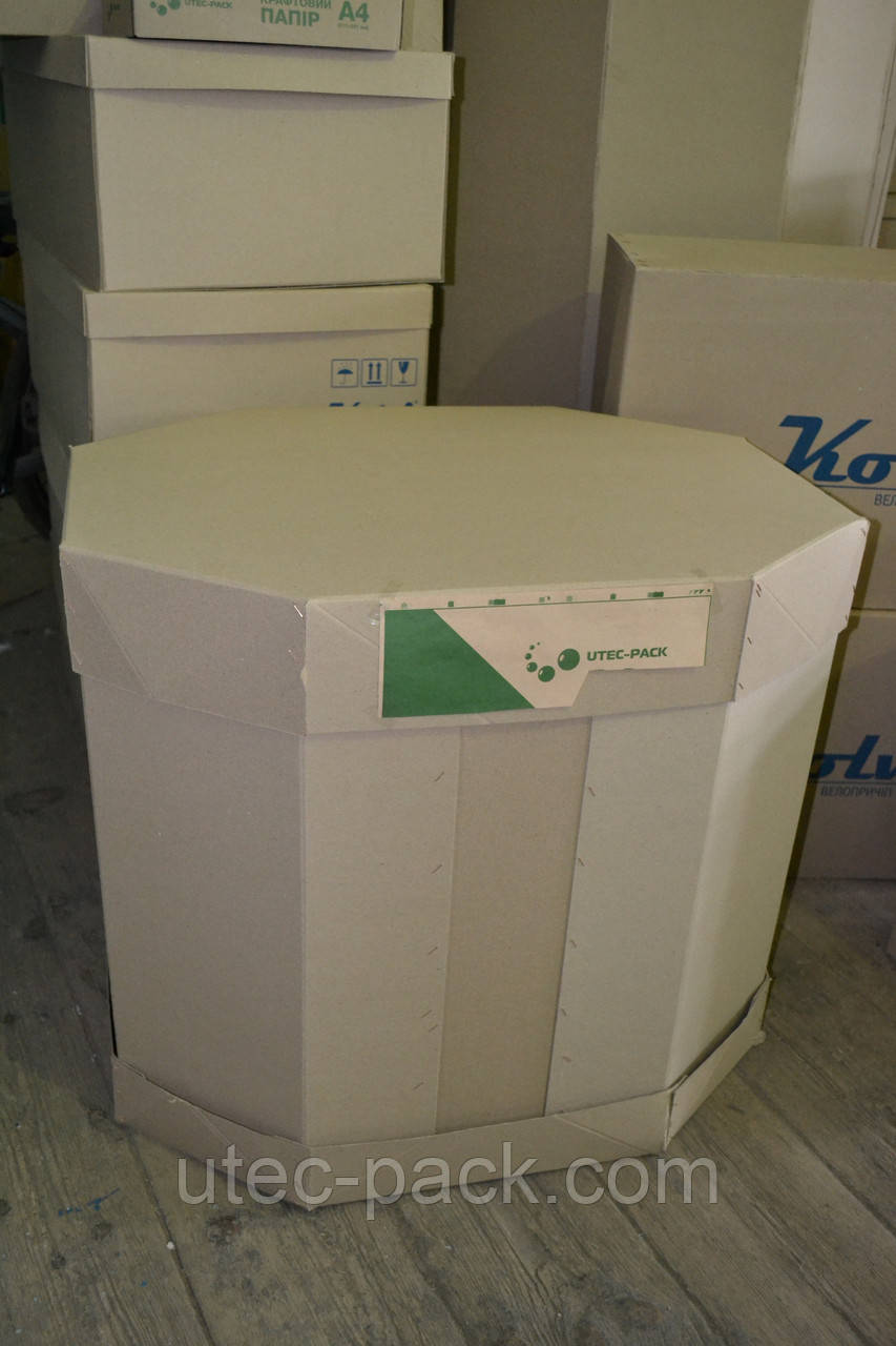 Коробка великих розмірів для важких вантажів