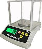 Лабораторные весы FEH-300 (0,01 грамм), фото 2